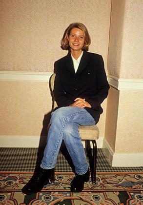 Гвинет Пэлтроу в 1993 году