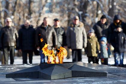 В российском городе разрешили построить магазин на братской могиле