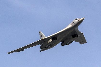 Российские бомбардировщики пролетят рядом с территорией учений НАТО