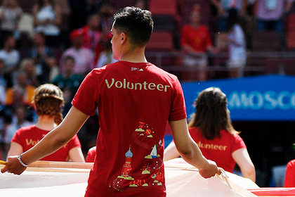 В Подмосковье выберут лучших в сфере спортивного волонтерства