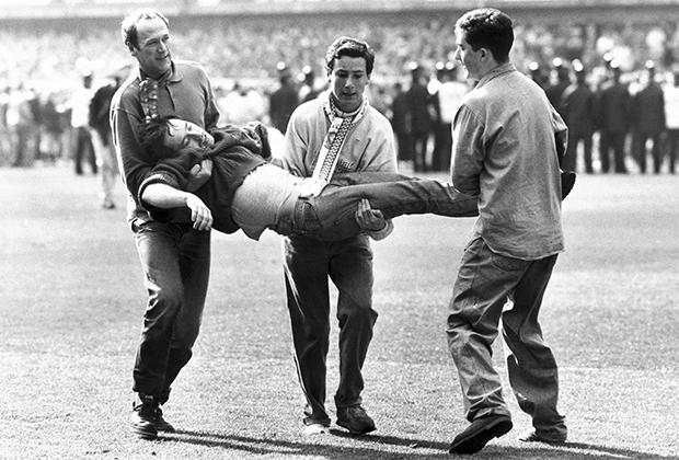 Трагедия на стадионе «Хиллсборо»