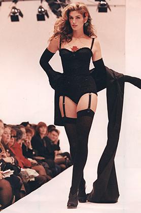 Cindy Crawford U.S. model Cindy Crawford U.S. model 21 Oct 1993