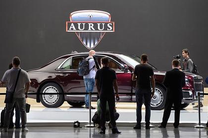 Автомобили из «Кортежа» Путина раскупили