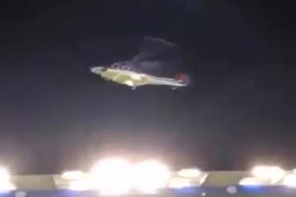 Названа причина крушения вертолета владельца «Лестера»