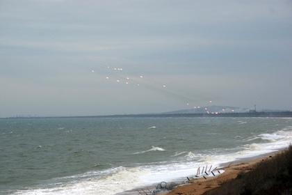 Украина закроет небо над Черным морем из-за испытаний ракет