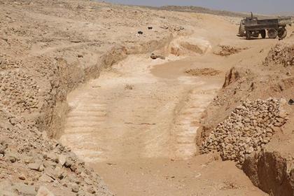 Раскрыта тайна строительства пирамид