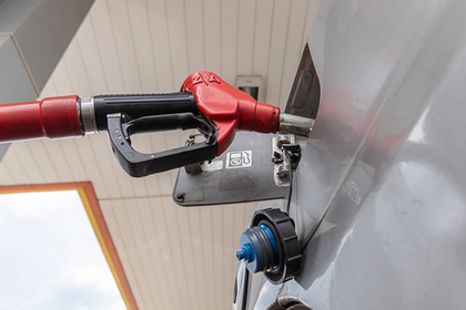Цены на бензин пошли вниз