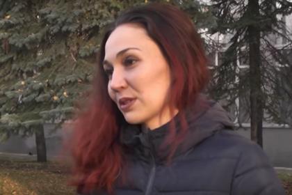 Жена одного из насильников дознавательницы МВД заступилась за мужа