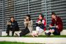 Показы показами, а лапша — по расписанию: уличный стиль на неделе моды в Шанхае.