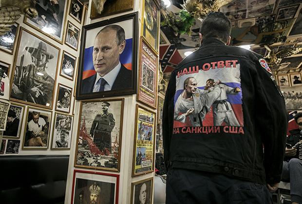 Он сбежал из Америки, чтобы стричь мужчин и спасти Россию: Стиль: Ценности:  Lenta.ru
