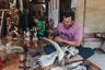 Каждый балиец должен за свою жизнь создать произведение искусства своими руками, основное занятие у них — резьба по дереву.