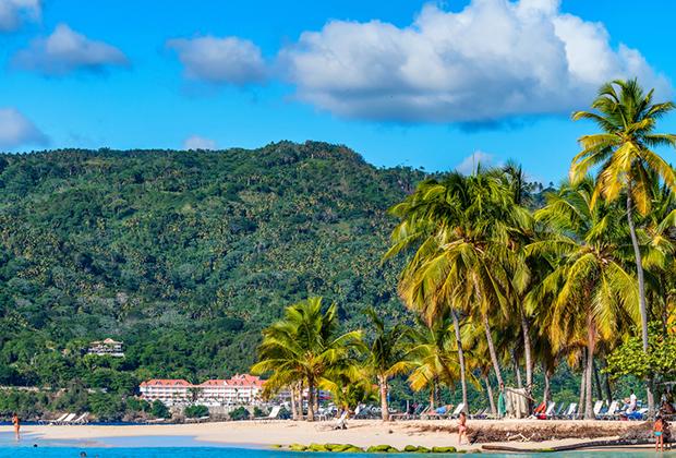 Пляж Саманы