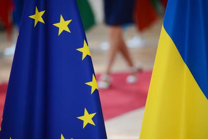 Евросоюз раскритиковал санкции России против Украины