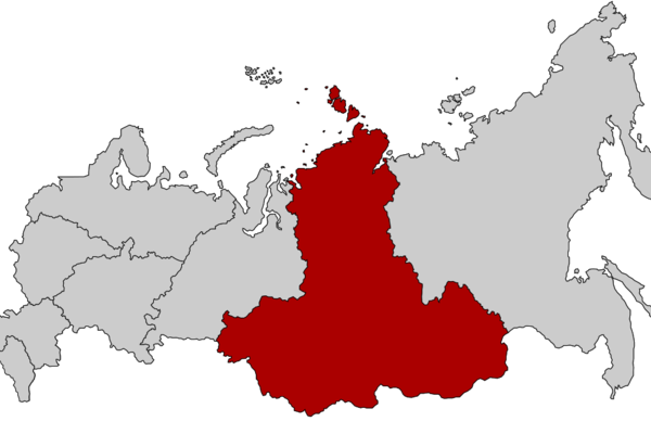 Сибирский федеральный округ до реформирования