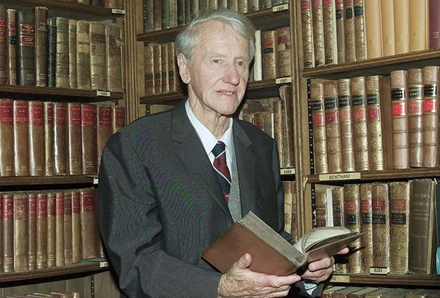 Премьер-министр Родезии Ян Смит