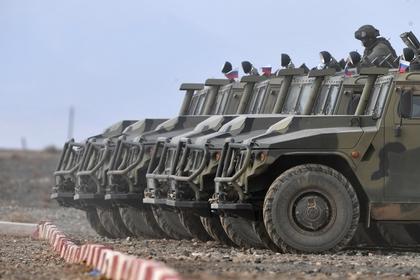 Российскую армию назвали сильнейшей в Европе