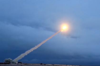 Испытания крылатой ракеты «Буревестник»