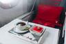 Питание для пассажиров бизнес-класса.