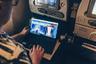 Лайнер Boeing 777-300 ER имеет компоновку, рассчитанную на перевозку 21 пассажира бизнес-класса и 436— экономического класса. Самолеты оснащены мобильными стриминговыми серверами SIFES (Streaming In-flight Entertainment System), которые позволяют пассажирам подключать личные гаджеты (телефоны, ноутбуки, планшеты) к внутренней сети Wi-Fi, где они могут найти последние новинки кинематографа, музыку и другие программы. Развлекательная программа предоставляется бесплатно.