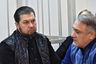 Лечи Болатбаев и Саид Ахмаев
