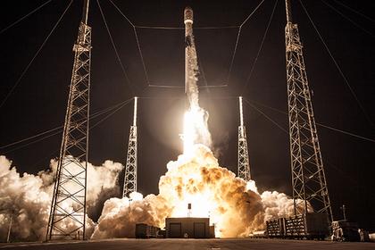 Вторая ступень Falcon 9 станет кораблем