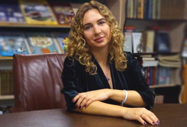 Ольга Каситериди