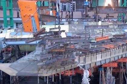 Разрушение крыла Су-57 попало на видео