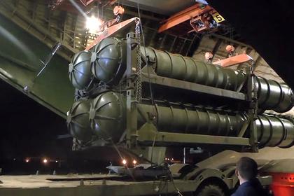 С-300 в Сирии взволновали США