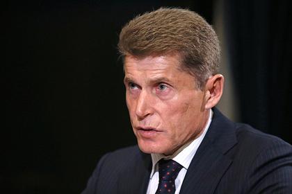 Кожемяко обсудит с главой ФАС вопрос снижения цен на рыбу в Приморье