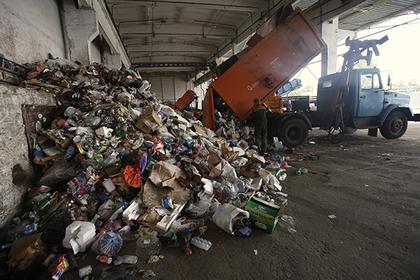 Власти Подмосковья рассказали о штрафах для мусоровывозящих компаний