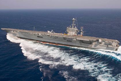 Военные США уплыли с учений НАТО пораньше