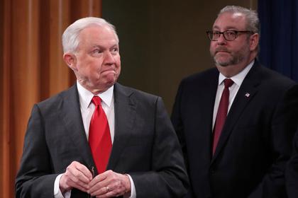 Генпрокурор США отправлен в отставку