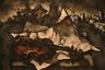 После войны Рабин переехал к тете в Ригу. Там он поступил в Рижскую Академию художеств, а после — вернулся в столицу, где учился в Московском государственном художественном институте имени Сурикова. Из последнего заведения Рабин был отчислен «за формализм», и затем вернулся к первому учителю — Кропивницкому, которого называл «своей судьбой».