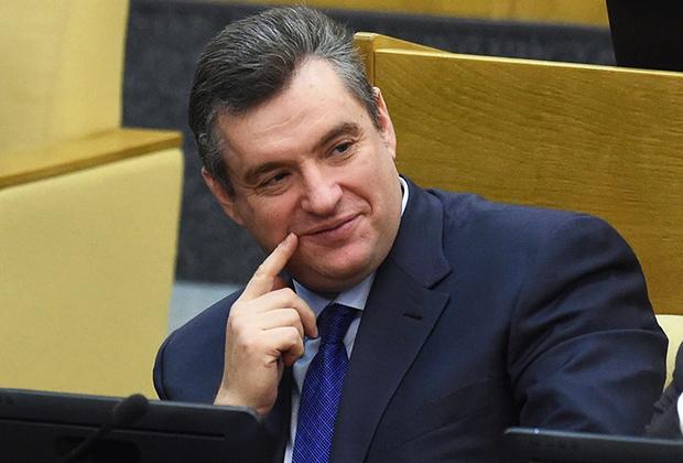 Председатель комитета ГД России по международным делам Леонид Слуцкий