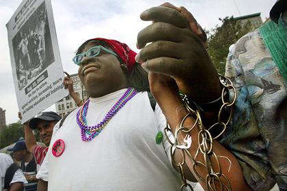 Жители Колорадо проголосовали за отмену рабства