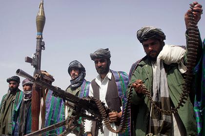 В Москву пожалуют пять талибов