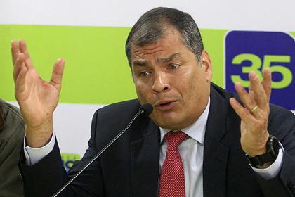 Рафаэль Корреа