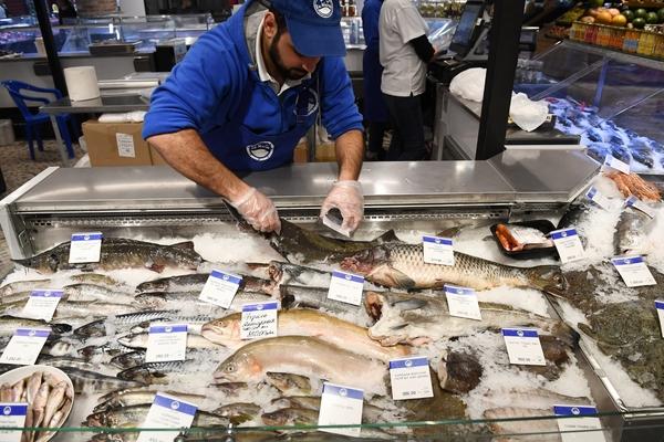 В Сибири обнаружили самую полезную в мире рыбу