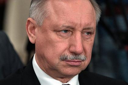 Врио губернатора Петербурга рассказал о «дыре» в городском бюджете