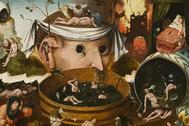 Hieronymus Bosch. «Tondal's Vision»