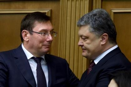 Порошенко отказал генпрокурору Украины в отставке