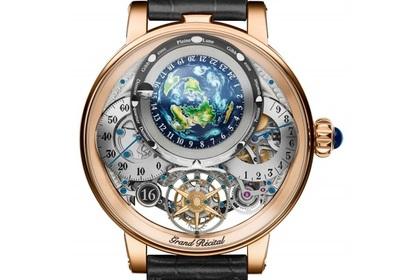 Часы Récital 22 Grand Récital мануфактуры Bovet 1822