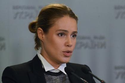 Депутат Рады Королевская поведала каналу NewsOne о вероятном развале Украинского государства