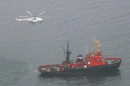 Обнаружены обломки затонувшего в Охотском море сухогруза