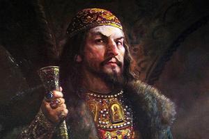 Андрей Шишкин. «Царь Иван»