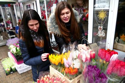 На Украине предложили отказаться от праздника 8 марта из-за России