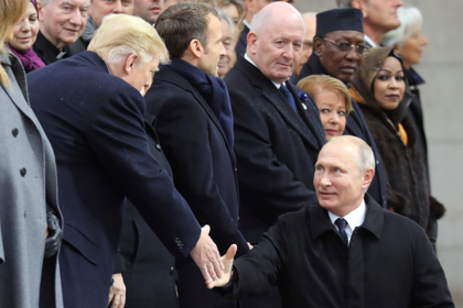 Разговору Путина и Трампа помешали
