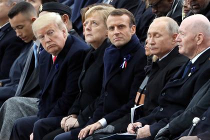Раскрыто содержание разговора Путина и Трампа