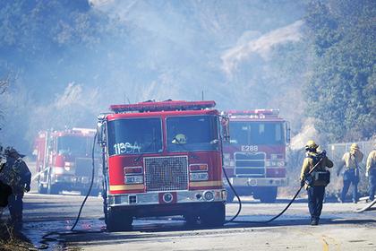 В Калифорнии 31 человек погиб и 228 пропали без вести из-за лесного пожара