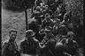 За каждого убитого немца оккупанты убивали 50-100 поляков из числа гражданского населения. Жертвами становились культурные деятели, врачи, ученые, священники, юристы, однако чаще всего казнили случайных людей.